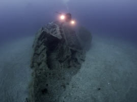 Marco Cano Surveys the U-352