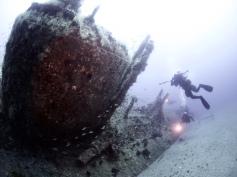 This U-Boat is 25 Miles Off the North Carolina coast
